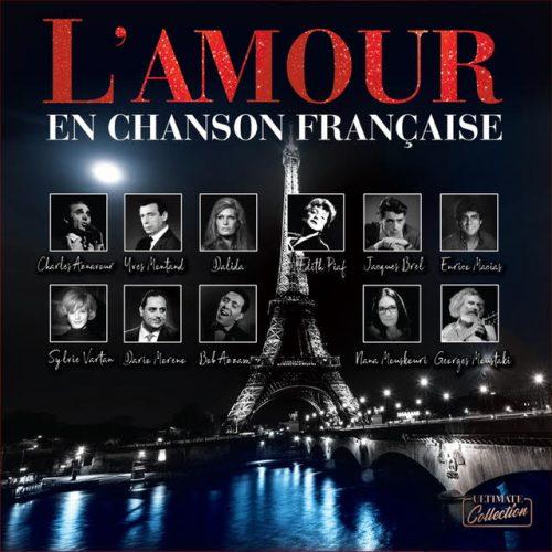 Lamour-En-Chanson-Francaise-Plak-On