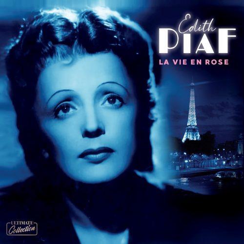Satilik-Plak-Edith-Piaf-La-Vie-En-Rose-Plak-On