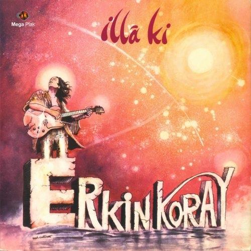 Satilik-Plak-Erkin-Koray-Illa-Ki-Plak-On-Kapak