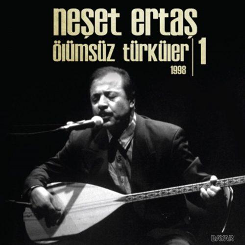 Satılık-Plak-Neşet-Ertaş-Ölümsüz-Türküler-1-1998-Plak-Ön