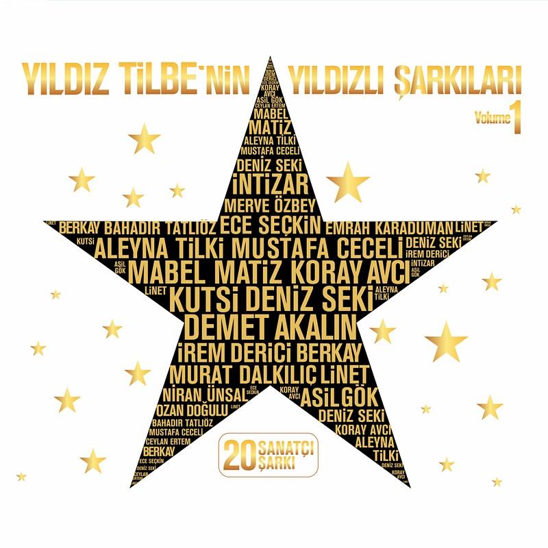 Satılık Plak Yıldızlı Şarkılar Plak Ön Kapak